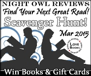 Find Your Next Great Read Scavenger Hunt